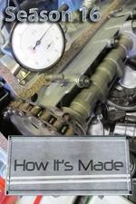 How It's Made: Season 16