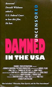 Damned In The U.s.a.