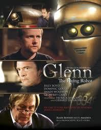 Glenn, The Flying Robot