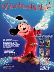 Mickey's Magical World