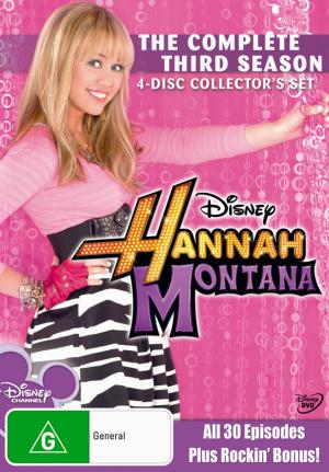 Hannah Montana: Season 3