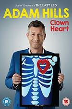 Adam Hills: Clown Heart Live