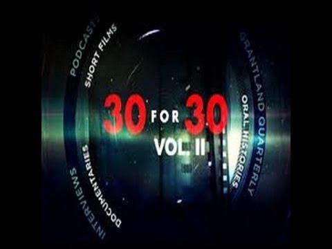 30 For 30: Season 2