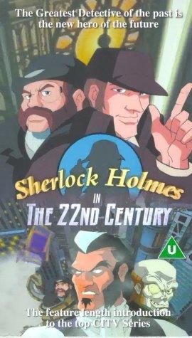 Sherlock Holmes In The 22nd Century: Season 2