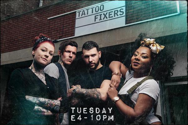 Tattoo Fixers: Season 1