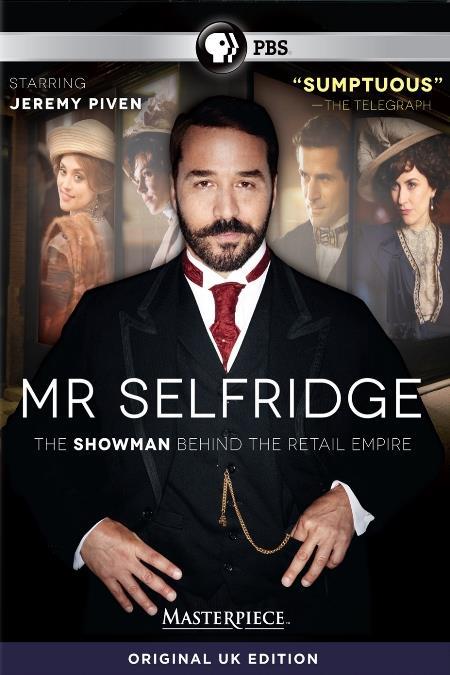 Mr Selfridge: Season 1