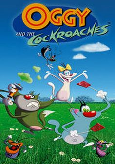 Oggy And The Cockroaches: Season 4