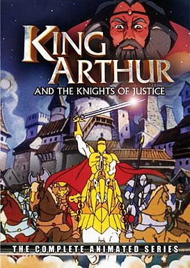 King Arthur And The Knights Of Justice: Season 1