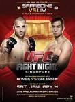 Ufc Fight Night 34 Saffiedine Vs Lim