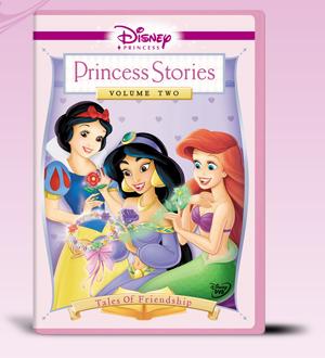 Disney Princess Stories Volume Two: Tales Of Friendship
