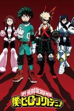 Boku No Hero Academia: Season 1