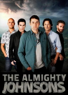 The Almighty Johnsons: Season 2