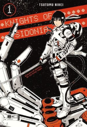 Knights Of Sidonia Season 2 (dub)