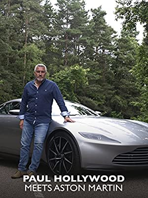 Licence To Thrill: Paul Hollywood Meets Aston Martin