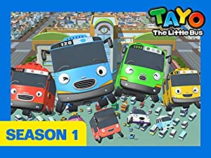 Tayo, The Little Bus: Season 4