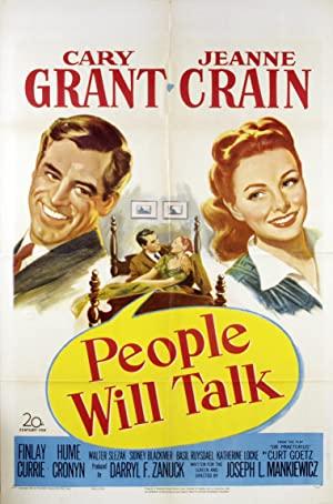 People Will Talk
