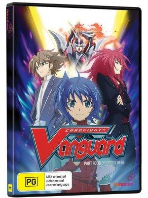 Cardfight!! Vanguard G: Gears Crisis-hen (sub)