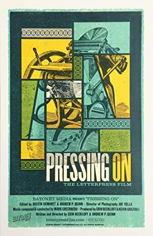 Pressing On: The Letterpress Film