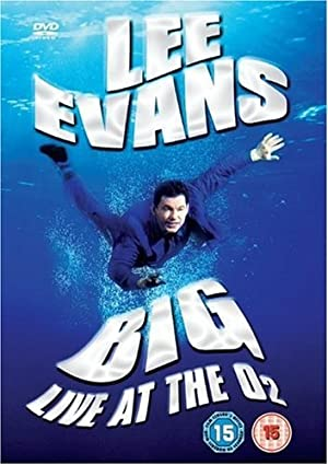 Lee Evans: Big Live At The Ò