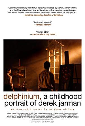 Delphinium: A Childhood Portrait Of Derek Jarman