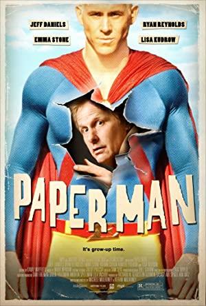 Paper Man (2014)