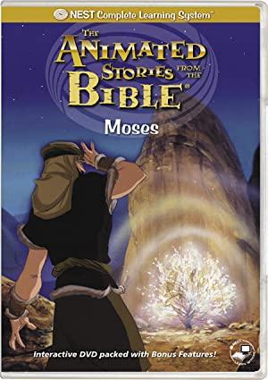 Moses: From Birth To Burning Bush