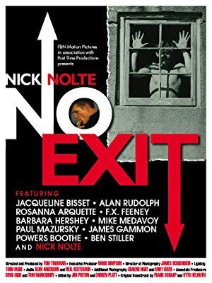 Nick Nolte: No Exit