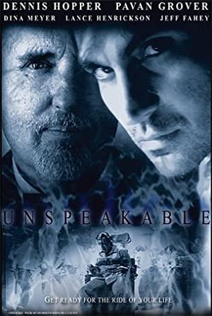 Unspeakable 2004