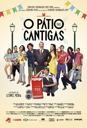 O Pátio Das Cantigas