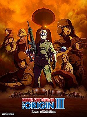 Mobile Suit Gundam: The Origin Iii - Dawn Of Rebellion