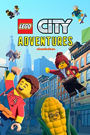 Lego City Adventures: Season 2