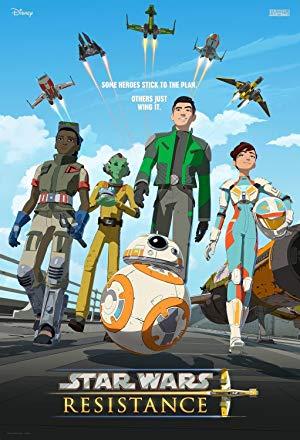 Star Wars Resistance: Season 2