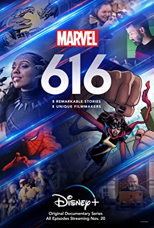 Marvel 616: Season 1