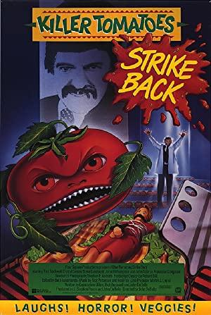 Killer Tomatoes Strike Back!
