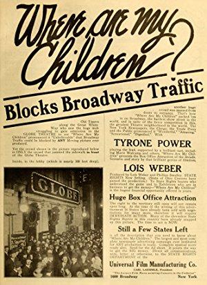 Where Are My Children? 1916