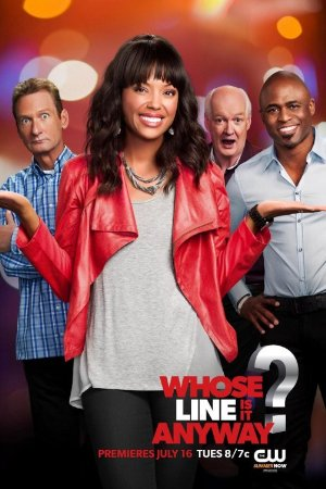 Whose Line Is It Anyway?: Season 15
