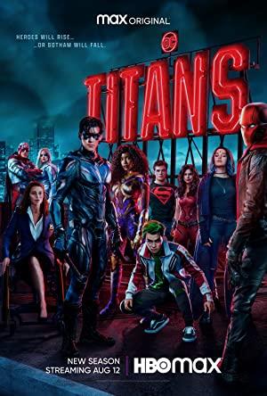 Titans: Season 3