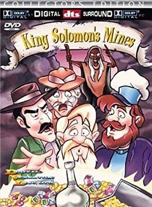 King Solomon's Mines 1986