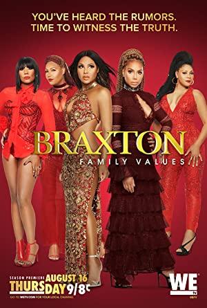 Braxton Family Values: Season 7