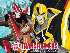 Transformers: Robots In Disguise: Season 3