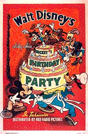 Mickey's Birthday Party