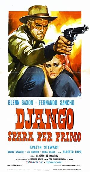 Django Shoots First