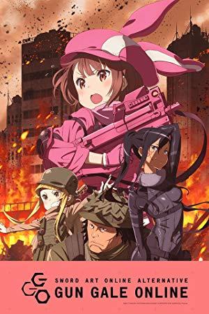Sword Art Online: Alternative Gun Gale Online (dub)