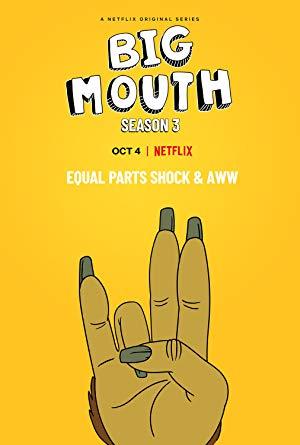 Big Mouth: Season 3