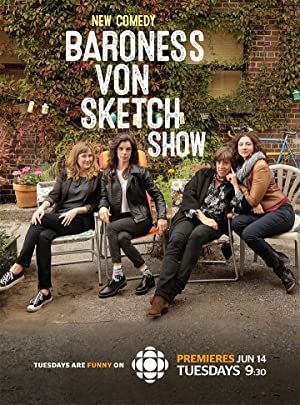 Baroness Von Sketch Show: Season 3