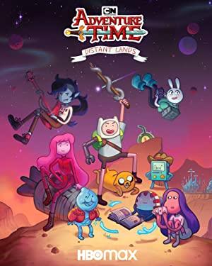 Adventure Time: Distant Lands: Season 1