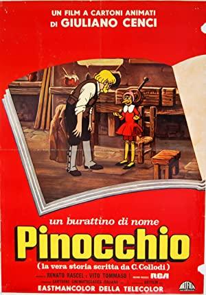 Pinocchio 1987