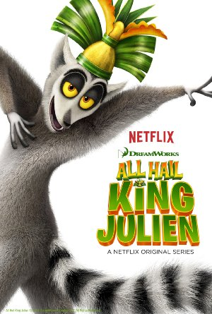 All Hail King Julien: Season 5