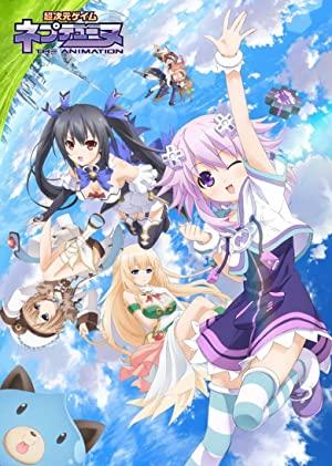 Choujigen Game Neptune: The Animation Ova (sub)