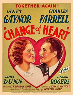 Change Of Heart 1934